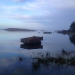 Lough Corrib Winter
