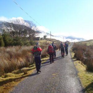 Caminata en Connemara