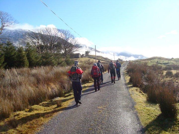Connemara Hiking