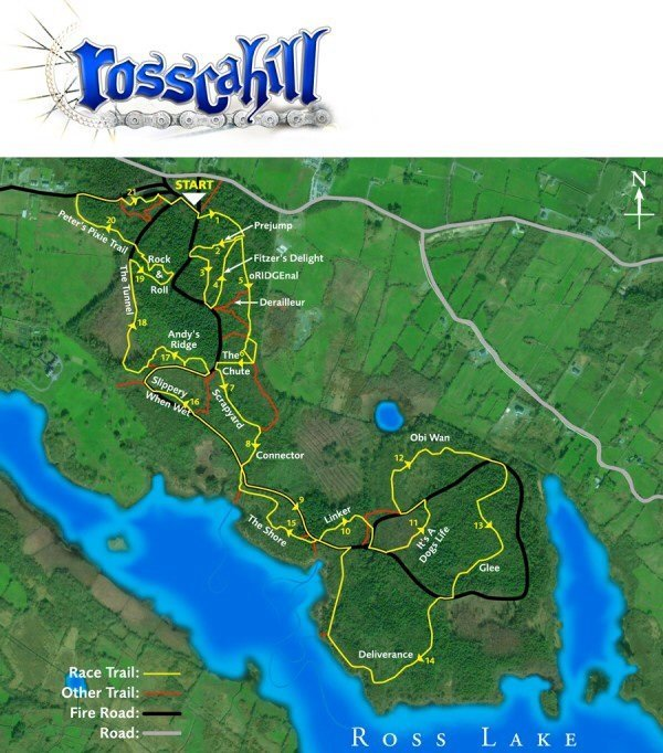 Rosscahill Cycling